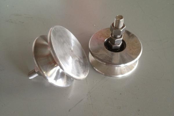 Aust-Mech guide pulley spare part
