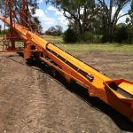 Mobile Tubeveyors up to 2.5 tonnes per minute